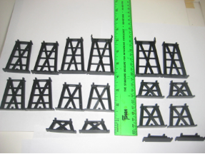 Trestles for Layout