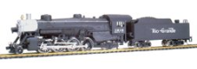 HO Scale 2-8-2 Mikado - Southern Pacific - M9815
