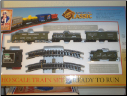 HO American Classic Complete Train Set **FREE SHIPPING**