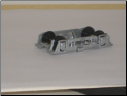 IHC 4-Wheel Friction Bearing Trucks - Silver