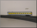 N Scale Union Pacific Observation Car