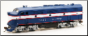 HO F3-A Long Island DC Diesel Locomotive