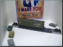 HO Scale U.S. Army Box Car #61280