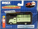 HO Scale U.S. Forest Service Ford Stake Truck