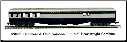 HO HW Baltimore & Ohio - National Limited