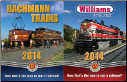 Bachmann Train Catalog 2014