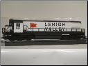 Alco C628 Lehigh Valley Diesel Locomotive #638