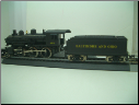 HO 2-6-0 Mogul B & O DCC-Ready Steam Locomotives with Oil Tender