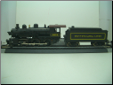 HO 2-6-0 Mogul Pennsylvania DCC-Ready Steam Locomotives with Coal Tender