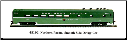 HO SS Northern Pacific Passenger Cars