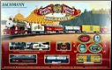 HO Ringling Brothers and Barnum & Bailey Ringmaster Train Set
