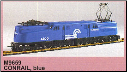 HO GG-1 Conrail DCC On-Board Locomotive #4800