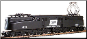 HO Scale GG-1 Penn Central #4809 DCC On-Board