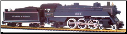 HO 4-6-2 Semi-Streamlined Pacific Steam Locomotives