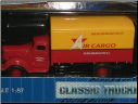 HO Scale International KB-8 Air Cargo Box Truck