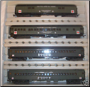 HO US ARMY MILITARY HOSPITAL TRAIN ADD-ON SET 20082