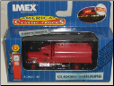 HO Scale Fire Department Peterbilt Water Tanker - Company #16