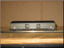 N SCALE US ARMY MEDICAL DEPARTMENT HOSPITAL UNIT BOX CAR 98004
