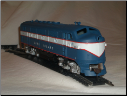 HO F3-A Long Island DCC & Sound Diesel Locomotive