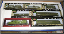 HO Model Power US Army GP-20 DCC Ready Locomotive & 6 Cars
