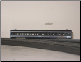 N Scale Canadian National Coach Car