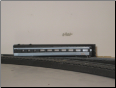 N Scale Canadian National Observation Car