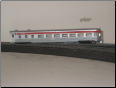 N Scale Canadian Pacific Observation Car