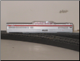 N Scale Canadian Pacific Vista Dome Car
