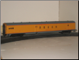 HO SS Union Pacific RPO Passenger Car
