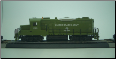 HO EMD GP-20 US Army DCC Ready Locomotive