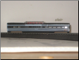 N Scale Canadian National Vista Dome Car