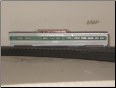 N Scale Burlington Northern Vista Dome Car