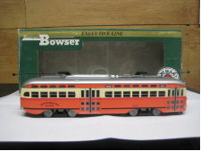 Stewart Hobbies Bowser Executive Boston Elevated Railway
