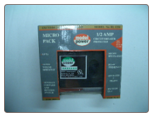 Model Power Power Supply for HO & N Scale Trains