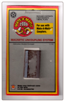 HO Magic Mate Uncoupling Magnet Set
