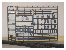Spur Kit Partial for Signal Bridge HO Scale