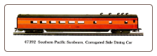 HO CS Southern Pacific - Sunbeam