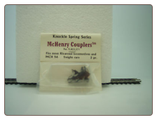 McHenry #56 Couplers for Rivarossi Loco & Freight Cars