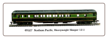 HO HW Northern Pacific