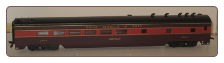 HO SS Gulf Mobile & Ohio Dining Car
