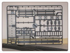 Spur Kit Limited for Signal Bridge HO Scale